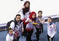 BRONZ MADALYA - EYOF 2017'De Türkiye Üçüncü Madalyasını Curlingde Kazandı