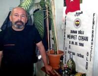 Fenerbahçe Aşkını Mezar Taşına Ve Kefenine İşledi