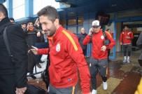Galatasaray Kafilesi Rize'ye Hareket Etti