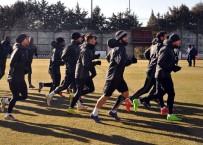 Gaziantepspor, Başakşehirspor Maçı Hazırlarını Tamamladı