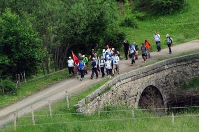 Geleneksel 'Atatürk Ve İstiklal Yolu Yürüyüşü' Başlıyor