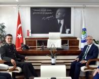 Güvençer'den, Başkan Kayda'ya Taziye Ziyareti