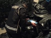 İzmir'de 330 Bin Paket Kaçak Sigara Ele Geçirildi