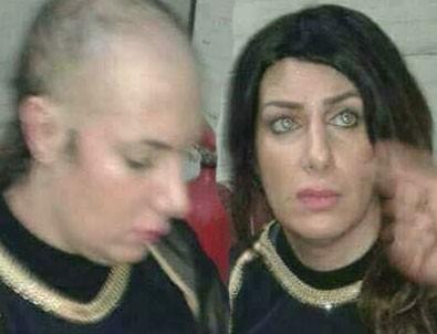 Kadın kılığına giren DEAŞ'lı terörist