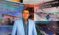 GÜMRÜK KAPISI - Kapıköy Gümrük Kapısı Uluslararası Kapı Oldu