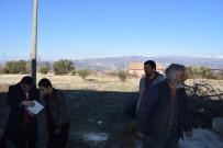 ALI EKBER - Karacasu Kaymakamı 2 Günde 4 Mahalleyi Ziyaret Etti