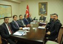 SÜLEYMAN TAPSıZ - Karaman'da Referandum Güvenliği Toplantısı Yapıldı