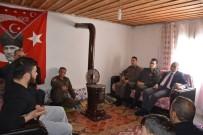 TEDAVİ SÜRECİ - Kaymakam Güven'den El-Bab Gazisine Ziyaret