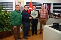 KKTC Milli Eğitim Bakanı Berova, Antalya'da
