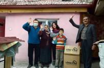 LÖSEV'den İhtiyaç Sahibi Ailelere Eşya Yardımı