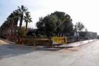 Manavgat Belediyesi'nden Side'de Park Düzenlemesi