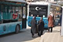 ŞEHİR İÇİ - Manisa'da Toplu Taşıma Araçlarında Sivil Denetim Başladı