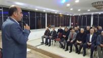 ORTAK AKIL - Memursen-Adıyaman İl Temsilcisi Ali Deniz Açıklaması