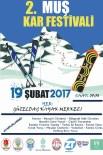GENÇLİK MECLİSİ - Muş'ta 'Kar Festivali' Hazırlığı