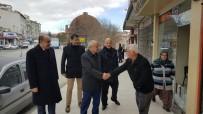 Niğde Valisi Peynircioğlu, Esnaflarla Görüştü
