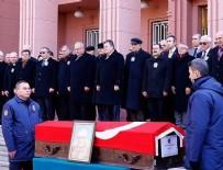 İSMAİL RÜŞTÜ CİRİT - Ocakçıoğlu için Yargıtay'da cenaze töreni