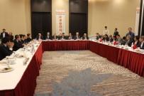 OSBÜK'ün 2017 Yılı İlk Bölgesel Toplantısı Konya'da Yapıldı