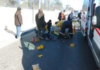 Otomobille Taşınan Korniş, İşçiyi Öldürüyordu