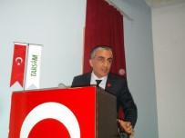 Özalp'ta TARSİM Bilgilendirme Toplantısı