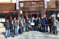 BURSA BÜYÜKŞEHİR BELEDİYESİ - Piriştine Üniversite Öğrencileri İznik'te