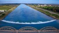 Samsun'a Su Alanında Son 14 Yılda Yaklaşık 1,8 Milyar Liralık Yatırım
