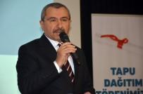 İSMAIL ERDEM - Sancaktepe'de Vatandaşlar Tapularına Kavuştu