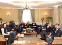 SARAYBOSNA - Saraybosna Belediye Başkanı Skaka'dan Vali Azizoğlu'na Ziyaret