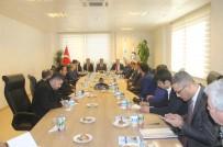 SGK Başkanı Mehmet Selim Bağlı Açıklaması 'İŞKUR Yüklü Miktarda Bir Fon İle Sahaya İndi'