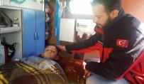 İNSANI YARDıM VAKFı - Suriye'de Bacakları Kopan Çocuğa İHH Sahip Çıktı
