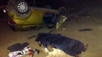 Takla Atan Otomobilin Sürücüsü Hayatını Kaybetti
