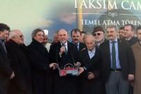 AHMET MISBAH DEMIRCAN - Taksim Camiinin Temeli Atıldı