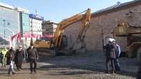 AHMET MISBAH DEMIRCAN - Taksim'e Yapılacak Caminin Temeli Atıldı