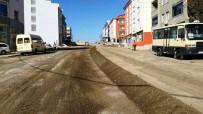 KARADENIZ - Tekirdağ'da Yol Yapım Ve Onarım Çalışmaları Hızlandı