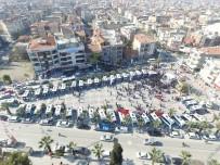 YIKIM ÇALIŞMALARI - Turgutlu'da Dönüşüm Ve Değişim Var