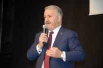 ATİLLA KAYA - Ulaştırma Bakanı Arslan Açıklaması 'Eskisi Gibi Türkiye'ye Rol Biçenlerin İzinden Gitmeyeceğiz'
