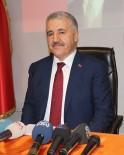 ATİLLA KAYA - Ulaştırma Bakanı Arslan Açıklaması 'Hayır Diyerek Hayatı Kolaylaştıramazsınız'