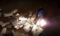 SIGARA - Uşak'ta 67 Bin Paket Kaçak Sigara Ele Geçirildi