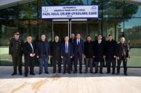 ZEKERIYA SARıKOCA - Vali Mehmet Ceylan Hayrabolu'da İncelemelerde Bulundu