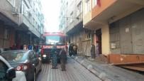 Zeytinburnu'nda Yangın Açıklaması 1 Ölü