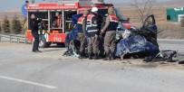 ESKIŞEHIR OSMANGAZI ÜNIVERSITESI - 3 Kardeşi Trafik Kazası Ayırdı
