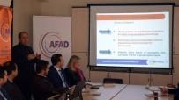 SıDKı ZEHIN - AFAD Bilgilendirme Toplantısı Yapıldı