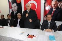 ABDURRAHMAN TOPRAK - AK Parti Kahta Teşkilatında Cumhurbaşkanının Gelişi İle İlgili Toplantı