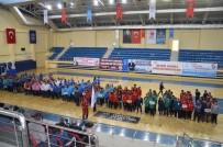 AÇILIŞ TÖRENİ - Anadolu Yıldızlar Ligi Hentbol Çeyrek Final Müsabakaları Başladı