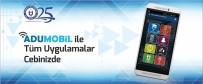 ANDROİD - Android Tabanlı Resmi Mobil Uygulaması ADÜ'de Hizmetine Giriyor