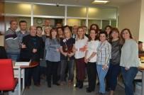 MURAT KARAYALÇIN - Ankara Büyükşehir Belediyesinde 40. Yıl Kutlaması