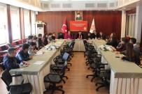 EYLEM PLANI - Aydın Çocuk Komitesi Toplantısı Yapıldı