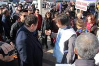ÖĞRETMEN - Aydın'da Eğitim-Sen Eylemine Polis Müdahalesi