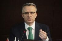 MAHMUT DEMIRTAŞ - Bakan Ağbal Açıklaması 'Türkiye Ekonomisi Yüzde 6.8 Büyüdü'