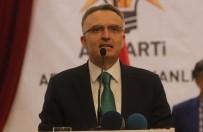 MEHMET ŞÜKRÜ ERDİNÇ - Bakan Ağbal'dan Sandık Görevlilerine 'Güleryüz' Talimatı