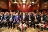LİDERLER ZİRVESİ - Bakan Faruk Özlü'den Referandum Açıklaması